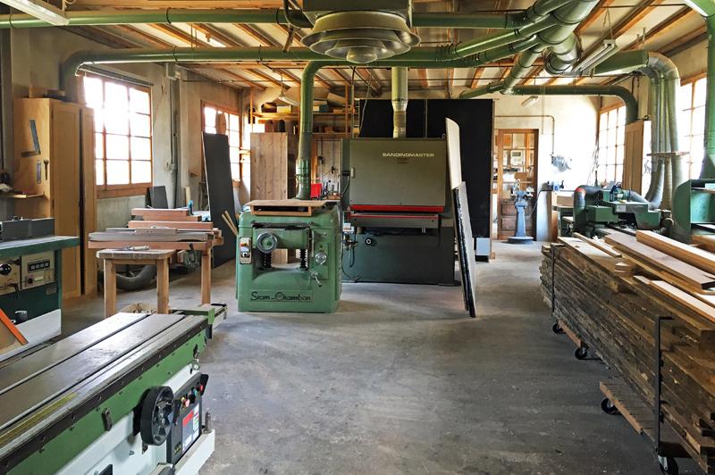 Atelier de l'ébénisterie Grobel à Fillinges (74250)