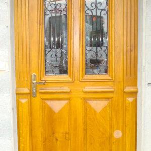 Porte D'entrée à Fillinges