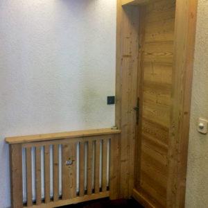 Rénovation Dans Une Résidence à Megève